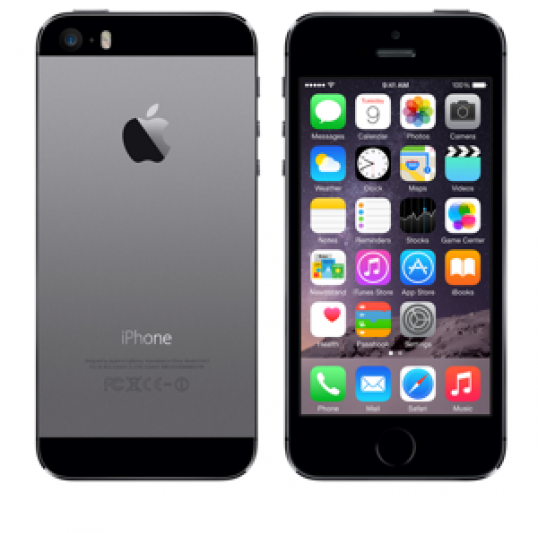 iPhone 5S 32GB Cinza Recondicionado ECO+