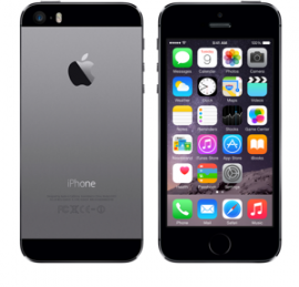 iPhone 5S 16GB Cinza Recondicionado ECO+