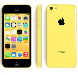 iPhone 5C 16GB Amarelo Recond ECO+