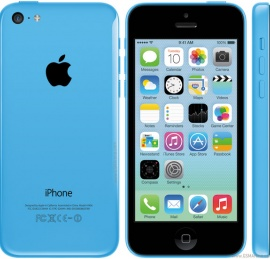 iPhone 5C 16GB Azul Recond ECO+