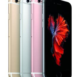 iPhone 6S 16GB Silver Recond ECO+