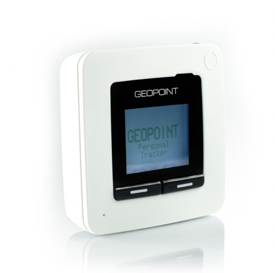 Localizador GPS GEOPOINT Voice LCD